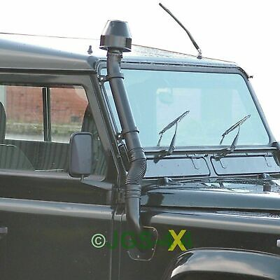 Land Rover Defender Snorkel Metal Raised Air Intake TD5 & 300TDi  - DA2225