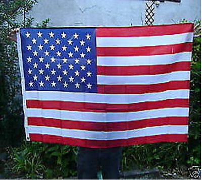 NEW 5 x 3 FOOT (150x90cm) AMERICAN USA UNITED STATES AMERICA FLAG