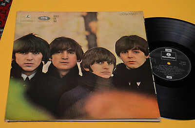 Beatles Lp For Sale Uk Press Gatefold Laminated Cover Ex Condition
