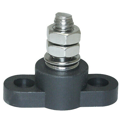 NEW 12 v volt auto insulated battery ring lug terminal junction block power post