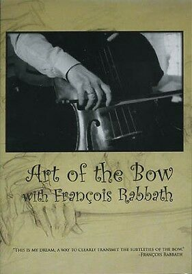 Art Of The Bow (2005, REGION 0 DVD New)