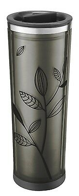 Takeya Double Wall Stainless Steel Travel Tea Coffee Tumbler Removable infuser
