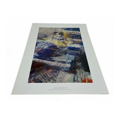 Williams FW14B Nigel Mansell by Dexter Brown Limited Edition Print