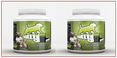 Bully Max Muscle Builder 120Ct. 120 Day Supply.**authorized Seller**