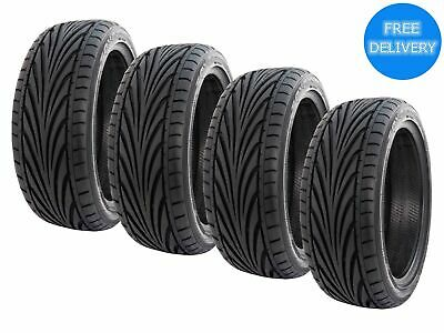 4 x 205/55/15 R15 88V Toyo Proxes T1-R Performance Road Tyres