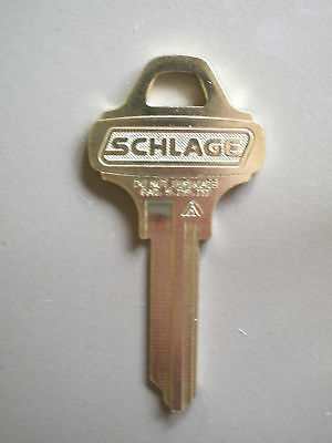 Schlage Everest C123 Control Key Blank