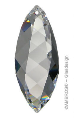 Swarovski® Crystal ´Twist´ 50mm Clear ~ Eyecatcher Feng Shui Fensterdeko Lampe