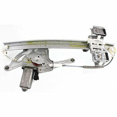 New Window Regulator Glass Passenger Right Side Front with motor Power RH Hand