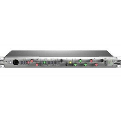 Ssl Xlogic Alpha Channel
