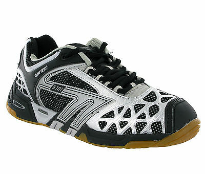 Hi-Tec S701 4SYS Indoor Squash Court Fitness Trainers Womens Shoes Size 4-8
