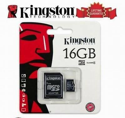 16GB 16Gig Memory SD Card for Samsung Galaxy Ace, Galaxy Note N7000 Mobile phone