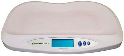 JScale BABY NEST SCALE Babywaage 20kg / 5g Tierwaage Batteriebetrieb digital