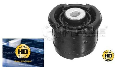 Rear Axle Rubber Mount Front Right BMW E46 3 Series X3 Z4 Meyle HD 33316770784