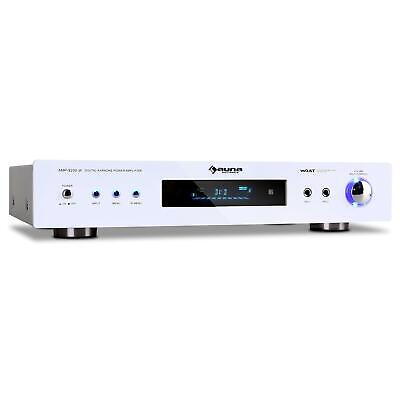 Amplificatore Stereo Per Impianto Hi Fi 5.1 Surround Home Cinema Theatre 600W