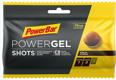 Powerbar Powergel Shots Box 16 Beutel 60g