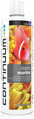 MARINE TANK WATER CLARIFIER 500ml (Great For All Marine Aquaria) CLARION