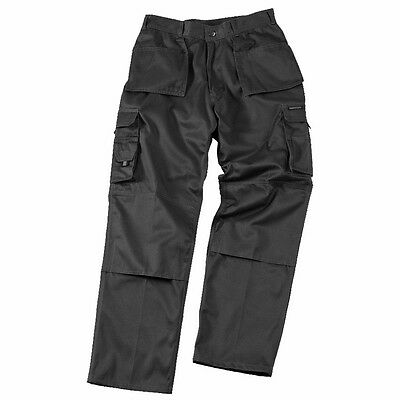 Tuff Stuff Childrens Kids Pro Work Junior Childs Trousers 3-13 Years Poly Cotton