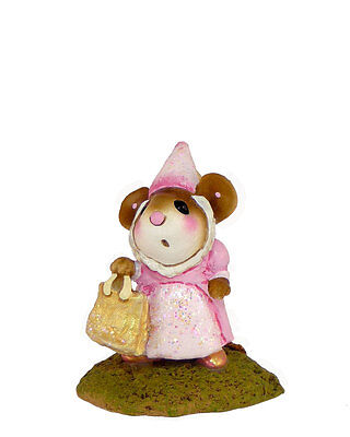 LIL GLITTER PRINCESS by Wee Forest Folk, WFF# M-344a, PINK
