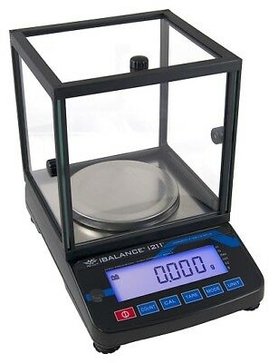 MyWeigh ibalance 211  -  210g / 0,001g Präzisionswaage Goldwaage Laborwaage