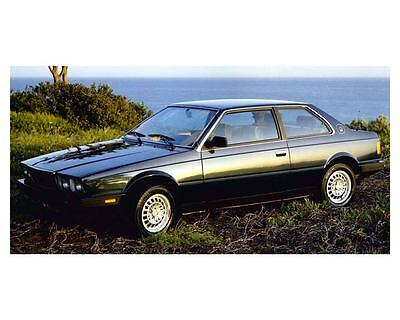 1985 Maserati Biturbo Factory Photo uc5894