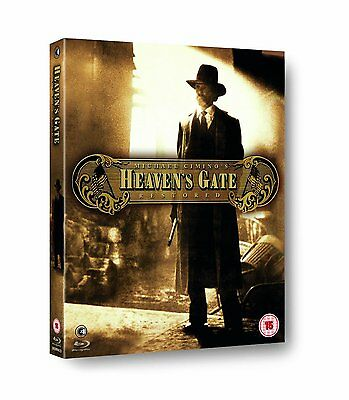 Heaven's Gate: Restored 2 Disc Edition - Blu ray NEW & SEALED