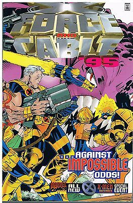 X-Force and Cable Annual ´95 / 1995