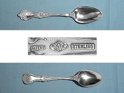 Alvin Sterling Teaspoon(S) ~ Majestic ~ Mono S