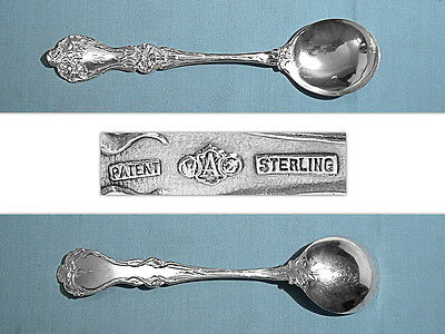 """Richmond by Alvin Sterling Silver Place Soup Spoon 7 1//4/"""""""