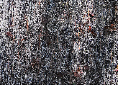 Ghillie Blanket - Mossy color   5' x 9' long