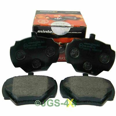Land Rover Defender 90 Discovery 1 Rear Brake Pad Set MINTEX - SFP500190