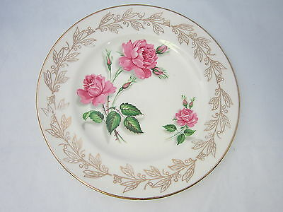 J&G MEAKIN - Golden Laurel - BREAD & BUTTER PLATE - crz/ware - 43F