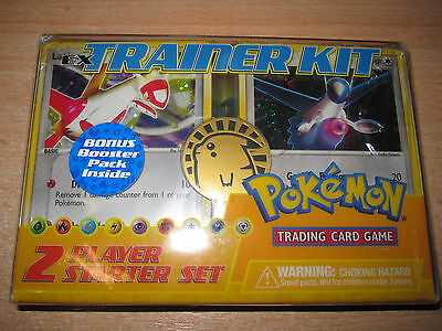 Pokemon Neuf இ Introuvable Trainer Kit Pack Booster Ex Dragon Absol English Rare