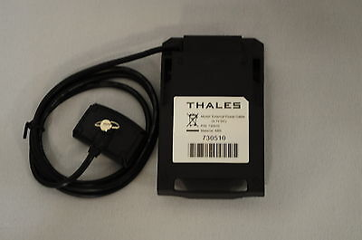 NEW Thales Magellan Promark 3  External Battery Power Adapter Cable - 730510