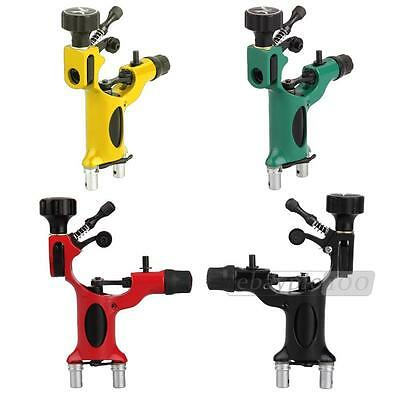Pro Rotary Motor Tattoo Machine Gun Dragonfly Style for Shader Liner 4 Colors