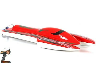 Vantex Electric RTR RC Brushless Speed Boat 2.4Ghz Hydro Force