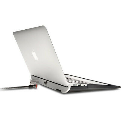 "Kensington K67758Am Safedock For Macbook Air 11"" Security Dock Keyed Lock Stand"