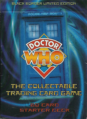 Doctor Who (Dr Who) Ccg - Starter Deck (Sealed)
