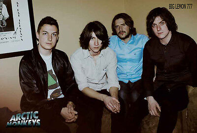 "Arctic Monkeys Group Music Poster #1 23.4""x34.5"""