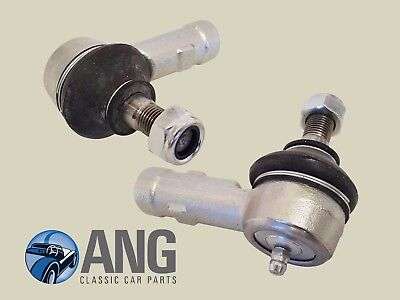 WOLSELEY 1500, RILEY 1.5 TRACK, GREASABLE TIE ROD ENDS x 2 (GSJ169)
