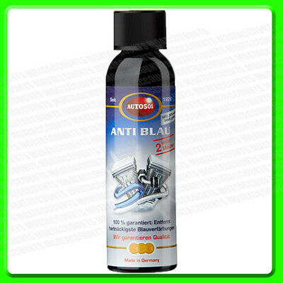Autosol Bluing Remover [AUTBR] 125ml Bottle Removes Bluing on Exhausts