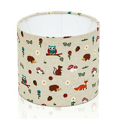 Woodland Friends  Lampshade / Ceiling Light Table Lamp / Pendant