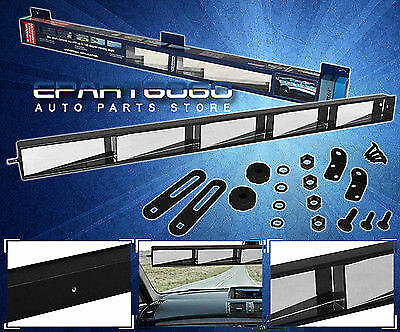 5 Panel Panoramic Wide Angle Wink Rear View Mirror - F150 F250 Explorer Truck