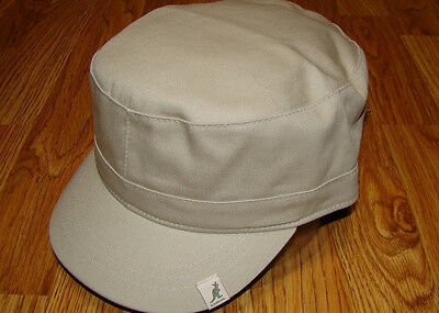 KANGOL Cotton Adjustable Army Cap 9642BC 100/% COTTON Military Baseball Hat New