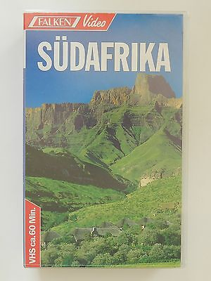 VHS Video Reisevideo Südafrika Falken