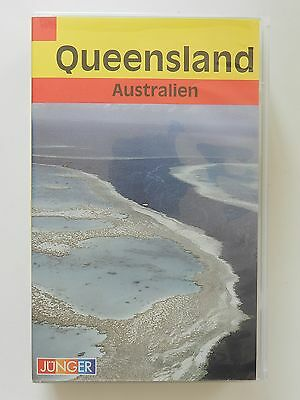 VHS Video Reisevideo Queensland Australien Jünger