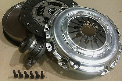 Saab 9-3 1.9 Tid 150 Bhp F40 Smf Flywheel And Clutch With Csc