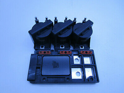 Holden Commodore Vt Vu Vx Vy Wh Wk V6 Ignition Coil Dfi Module Assembly Genuine