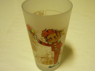 Quick Spirou / Robbedoes glass #1