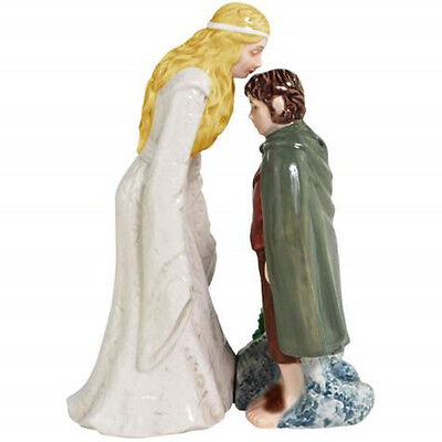 25321 The Lord of the Rings Frodo Kiss Magnetic Salt  Pepper Shaker Set Kitchen