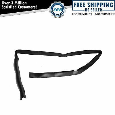 Hood to Cowl Weatherstrip Seal Rubber for Blazer 10 20 30 1500 2500 Pickup Truck